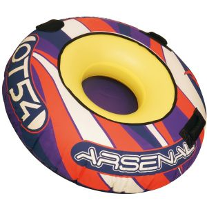 Tube: Hydroslide Arsenal, 1 person