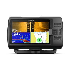 Garmin fishfinder: Striker 7 Plus SV inkl. hæktransducer