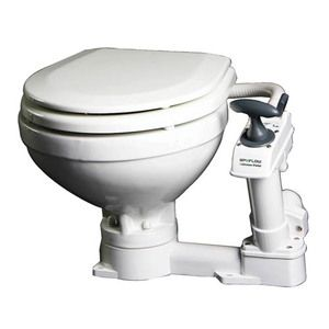 johnson manuelt toilet
