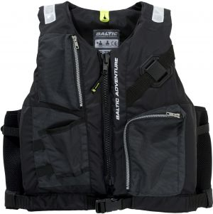 BALTIC - Adventure Flydevest - sort
