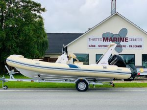 Tiger Marine Top-Line 650 – Mercury F150 EFI - DEMOTILBUD!