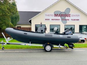 Tiger Marine 520 Open – DEMOBÅD TIL SUPERPRIS!