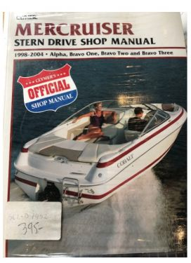 Mercruiser manual